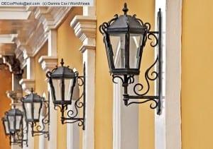Colonial Granada architecture, Hotel La Gran Francia