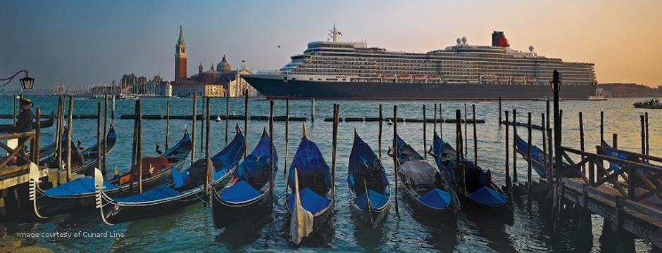 Cunard Line Venice Cruise