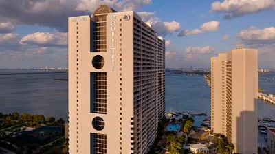 DoubleTree by Hilton Grand Hotel Biscayne Bay- Image courtesy of doubletree3.hilton.com