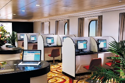 Epic's Internet Cafe- Image courtesy of NCL