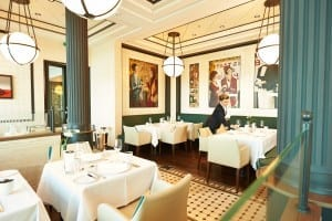 Tarragon, the French restaurant
