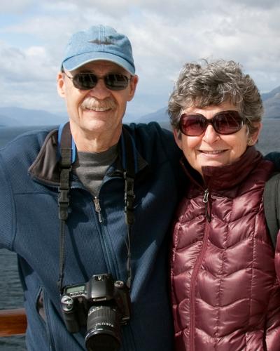 Stuart & Janet Wilson