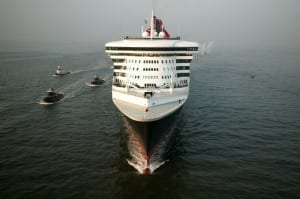 Queen Mary 2  (Credit: Cunard)