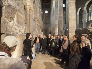 "Our guide, ""Fred"" enlivens Vienne history"