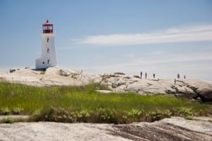 Peggys Cove. Part of Disney Cruise Line's Canada and New England Itinerary (Photo Courtesy of Disney Cruise Line)
