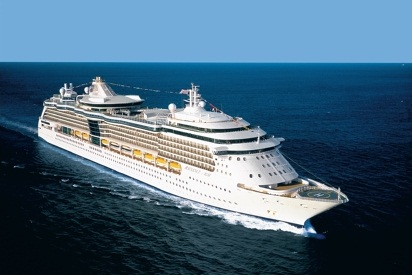 Royal Caribbean takes honors in the contemporary category.  Image courtesy of Royal Caribbean International.