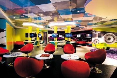 Recess kids area- image courtesy of NCL