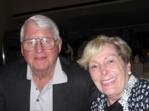 Ron and Doreen Ronholm