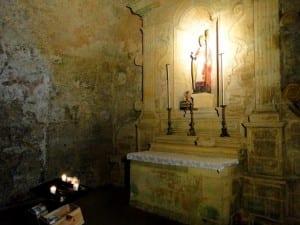 Saint Emilion Monolithic Church Underground