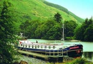 Scottish Highlander/European Waterways