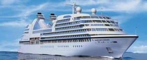 The Seabourn Sojurn