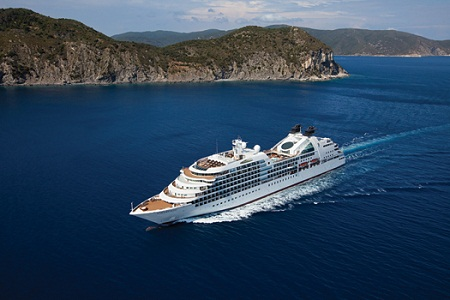 Seabourn Quest- Image courtesy of Seabourn