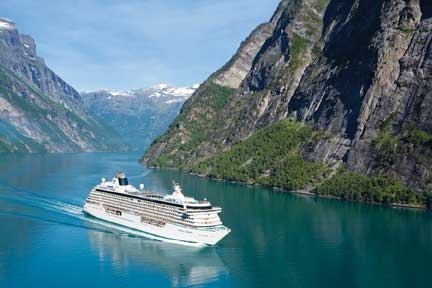 Crystal Serenity- Image Courtesy of Crystal Cruises
