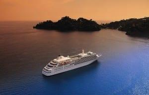 Silver Cloud (Photo courtesy of Silversea Cruises)