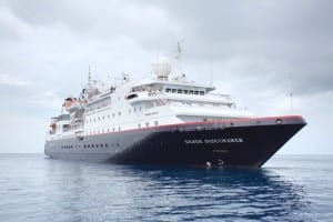 Silver Discoverer Embarks on Inaugural Voyage Photo courtesy of Silversea