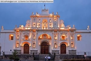 St. Joseph Cathedral, Antigua, Guatemala