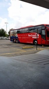 Red Coach offers convenient transportation between Ft. Lauderdale and the Orlando Airport