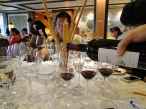The Super Tuscan Wine Tasting will indulge your palette with a variety of wines.