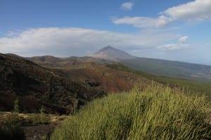 Pico del Teidi (12,198 ft) is Spain's highest peak, Tenerife, Canary Islands, Spain.