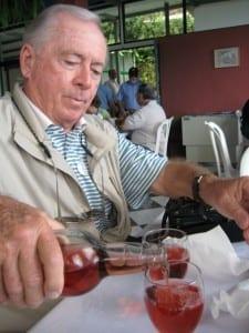 The local wine of Tenerife
