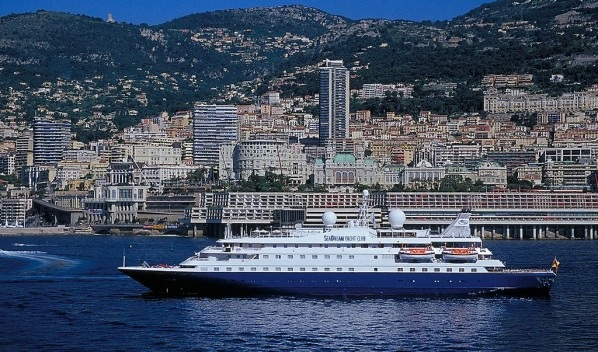Yachting in Monte Carlo- Image courtesy of SeaDream Yacht Club