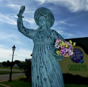 The ghost of Anne of Green Gables is ever prominent on P.E.I.