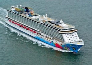 The Breakway (Credit: Norwegian Cruise Line)