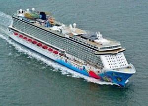 The Breakway (Credit: Norwegian Cruise Line)