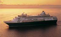 Holland America Maasdam Cruise Ship