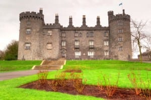 Guests can visit Ireland's Kilkenny Castle during a Crystal Adventure from Waterford. Photo courtesy of Crystal Cruises