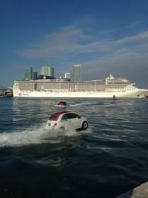 photo courtesy of MSC Cruises