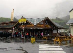 The Alaska Lumberjack Show