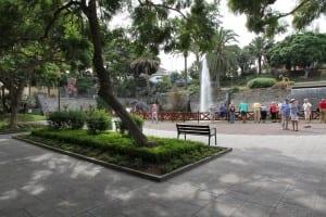 Parque Doramas is a green retreat within busy Las Palmas, Gran Canaria, Spain.