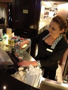 Tanja, martini master