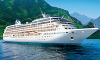 Princess Tahitian Cruise Ship