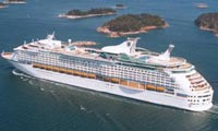 Royal Caribbean Explorer Cruise Ship