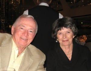 My husband Chet and Sally Scott
