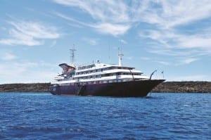 Silver Galapagos (Photo courtesy of Silversea Cruises.)