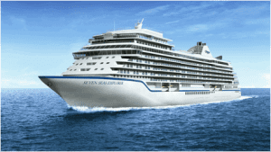 Rendering of Regent Seven Seas Cruises