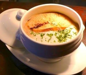 Prime Steakhouse Mushroom Cappuccino