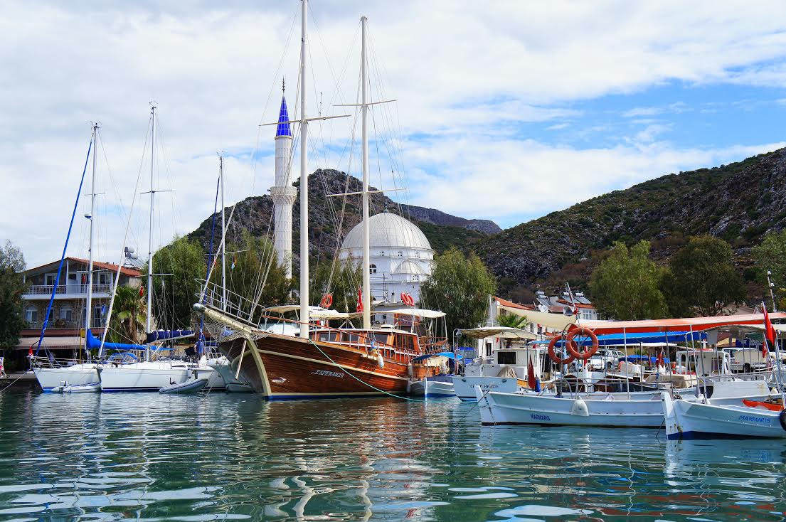 Gastronomic Gulet Cruise Of The Carian Coast Turkey