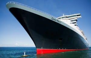 Photo courtesy of Cunard Line