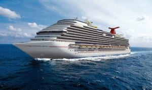 The Carnival Magic heads into balmy weather in Key West and the Bahamas. Courtesy photo