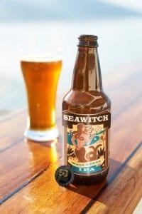 "Princess Cruises' new ""Seawitch"" craft beer is a celebratory 50th anniversary IPA debuting aboard Regal Princess in November. (Photo courtesy of Princess Cruises)"