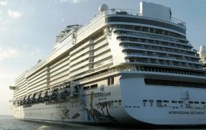 Norwegian Getaway in Nassau