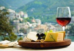 Regional wine and cuisine aboard Windstar's Windsurf (Credit: Windstar)