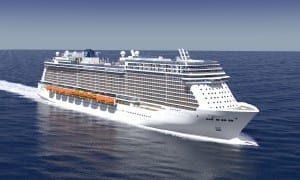 "MEYER WERFT to deliver second ""Breakaway Plus"" ship in Spring 2017  (photo courtesy of NCL)"